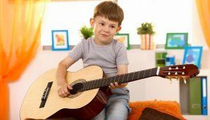 nauka gry gitara klasyczna